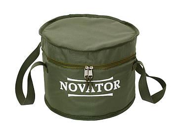 Термо ведро для прикормки Novator VD-3 (30x23 см)