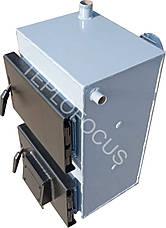 Котел твердотопливный Rizon КС-Т classik 12 кВт (утепленный), фото 3
