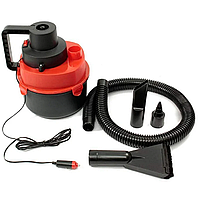 Автомобильный пылесос Vacuum Cleaner BIG 12V Красный