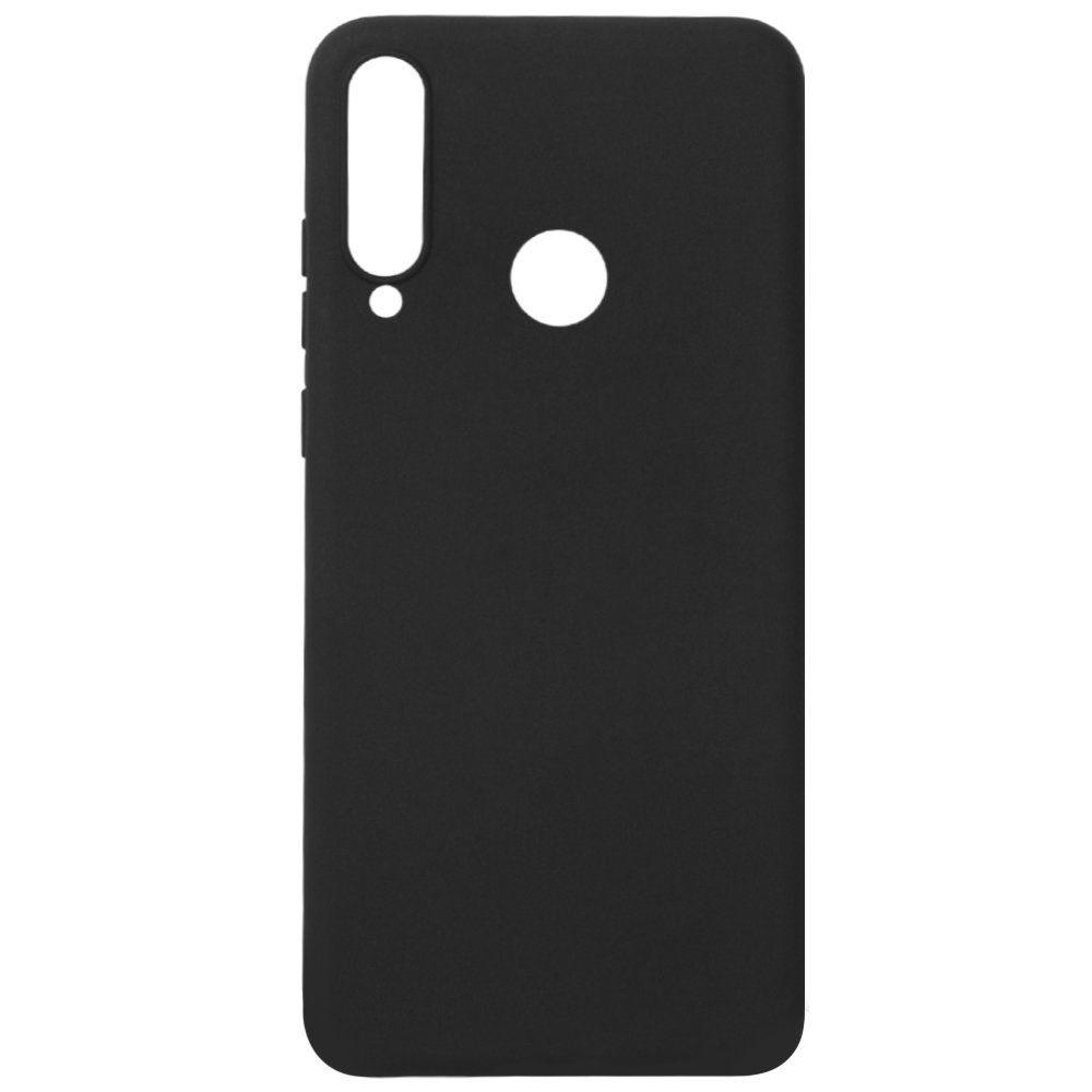 Накладка MiaMI Soft-touch Huawei Y6P Black