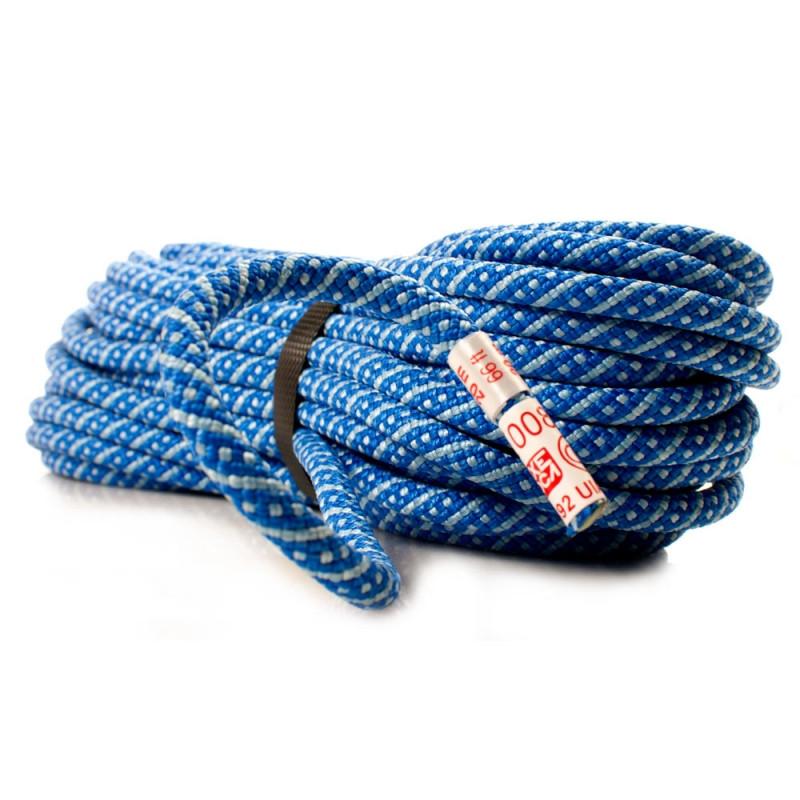 Динамическая веревка Roca Trek 7,8mm 50m - Full Dry Blue  - Интернет-магазин Джиг-Джиг в Киеве