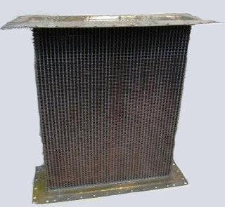 Сердцевина радиатора ЮМЗ  4х рядная Оренбург