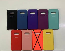 Чехол Silicone Cover для Samsung Galaxy Note 20 Ultra