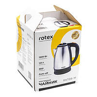 Електрочайник Rotex RKT08-M