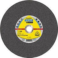 Круг отрезной арм. A 24 TZ Special, 230х3,0х22,23, Klingspor 136559