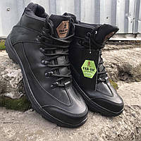 """Черевики тактичні """"КОМБАТ"""" чорні чоботи, 36-46 розміри"""