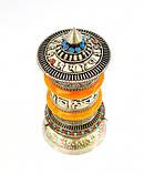 Молитовний барабан настільний в срібному кольорі №2, фото 2