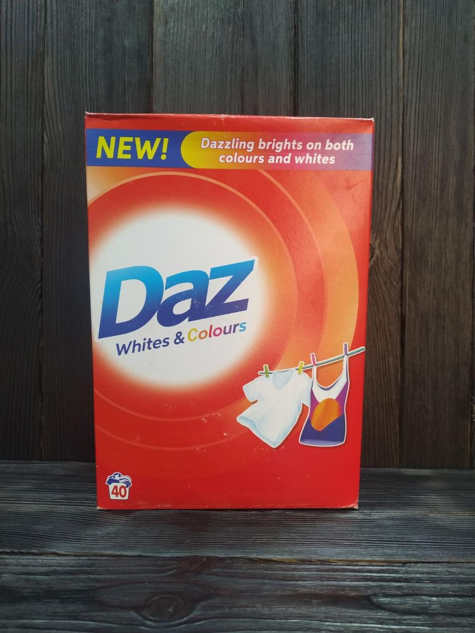 Daz универсальнй пральний порок 40 ст
