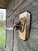 Настенное крепление для квадрокоптера, держатель для гитары подвесной Мамонт, вешалка настенная., фото 8