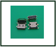 Роз'єм заряду для Motorola Moto M, XT1662, E3, XT1706, type-c