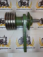 Шків малий комплектний на косилкуZ-169, Z-173, Z-001, Z-069