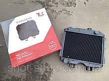 Радиатор охлаждения 3-х рядный (медный) УАЗ 452.469 (пр-во Иран)