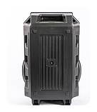 Акустическая аккумуляторная колонка (USB/FM/BT/LED) Ailiang KOLAV-S603, фото 4