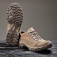 """Кросівки тактичні """"Кайман"""" Коричневі літні, 36-46 розміри"""