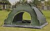 Двухместная туристическая палатка автоматическая Самораскладывающаяся кемпинговая палатка для отдыха и природы, фото 3