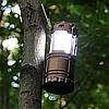 Фонарь для кемпинга светодиодный G85 с солнечной панелью Туристическая лампа для пикника Светильник в палатку, фото 6
