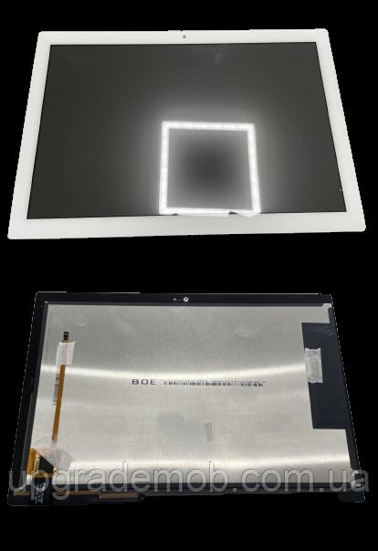 Дисплей Lenovo Tab 4 10 TB-X304L/X304F/X304N тачскрін модуль білий