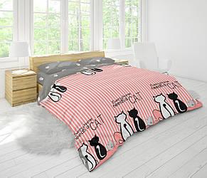 Ткань для постельного белья бязь Голд - Абстракция 50 (компаньон)