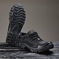 """Кросівки тактичні """"Кайман"""" Чорні літні, 36-46 розміри"""