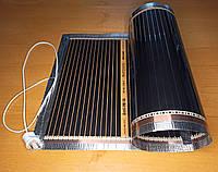 Инфракрасный коврик 50х100 см, 110 Вт для обогрева брудера, инкубатора, рассады