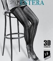 Колготы Sesto Senso Estera 3D 100Den размер 1/2