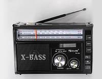 Радіо Golon RX 381 Ліхтар, є Акумулятор, USB, кабель 220V