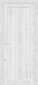 Двері міжкімнатні Оміс Lego 05 З ПВХ, Дуб білий, 600