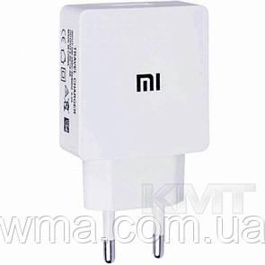 Xiaomi Original Home Charger Set (Micro)(5V 2A) — White
