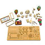 Набор декора в кукольный домик NestWood Люкс Мини (Барби), фото 4