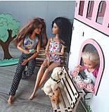 Набор декора в кукольный домик NestWood Люкс Мини (Барби), фото 5