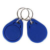 Набір 25 шт. Ключ-брелок Tecsar Trek EM-Marine синій