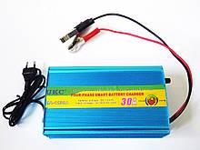 Зарядное устройство для автомобильного аккумулятора 12В 30А Ukc