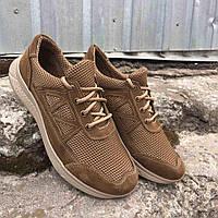 """Кросівки тактичні """"Сітка 3D"""" Койот коричневі літні, 36-46 розміри"""