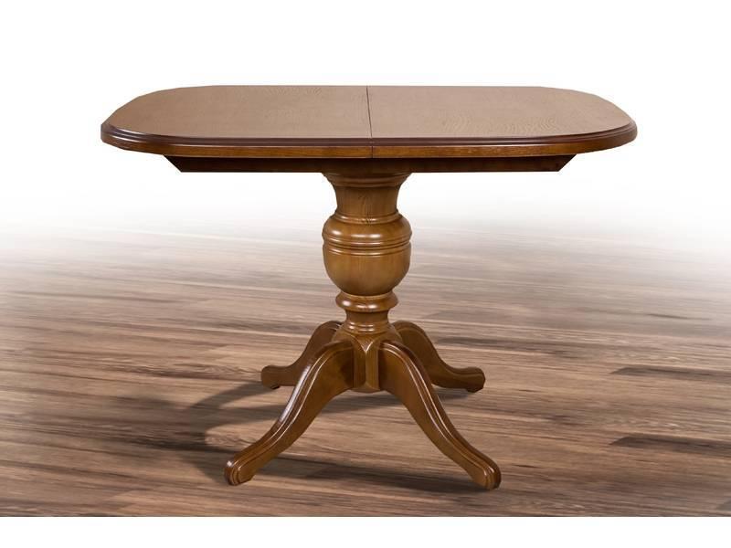 Стол обеденный раскладной Триумф (Орех/Венге)