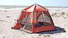 Палатка шатер с москитной сеткой Tramp Lite Mosquito orang TLT-009. Садовый павильон с москиткой, фото 7