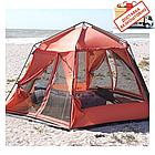 Палатка шатер с москитной сеткой Tramp Lite Mosquito orang TLT-009. Садовый павильон с москиткой, фото 8