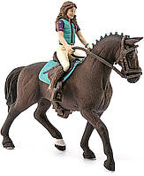 Schleich 42516 Лиза и Шторм Horse Club Lisa & Storm