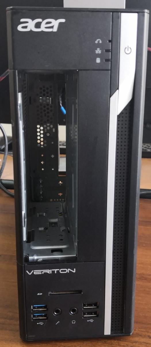 Slim-корпус Acer 2632 бу, без БП