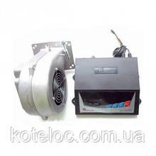 Комплект автоматики до твердопаливний котел KG Elektronik SP-05LED + DP-02К