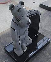 Детский памятник на могилу Тигрёнок, фото 1