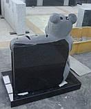 Детский памятник на могилу Тигрёнок, фото 3