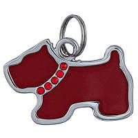 Медальйон-адрессник для собаки Trixie 22761