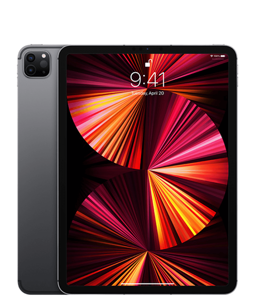Apple iPad Pro 11 2021 Wi-Fi + Cellular 1TB Space Gray (MHN03)