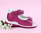 Ортопедические босоножки девочкам от ТомМ, детские сандалии с каблуком Томаса, фото 5