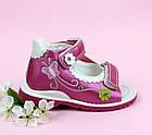 Ортопедические босоножки девочкам от ТомМ, детские сандалии с каблуком Томаса, фото 3