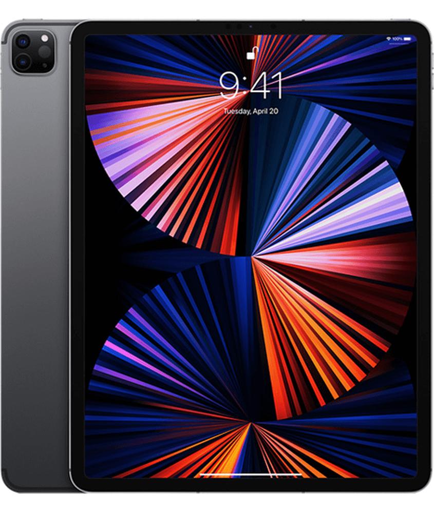 Apple iPad Pro 12.9 2021 Wi-Fi + Cellular 128GB Space Gray (MHNR3)