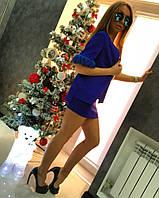"""Модный яркий комплект пиджак и юбка """"Holiday"""""""