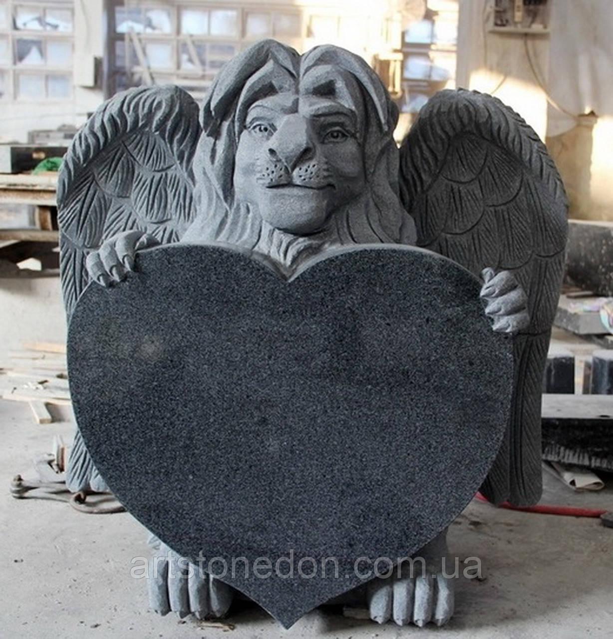 Памятник ребенку на могилу Грифон