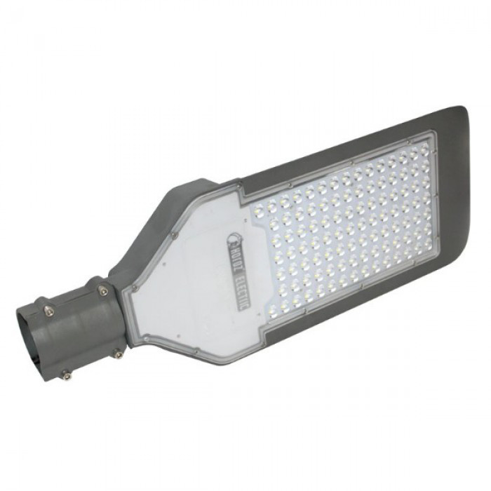 Світильник консольний SMD LED Horoz Eltctric ORLANDO ECO-100 100W 4200K 4953Lm 85-265V IP65 чорний