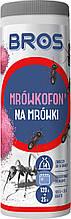 Гранулы от муравьев, средство для уничтожения гнезд муравьев (120 г + 25 г) Mrówkofon, Bros